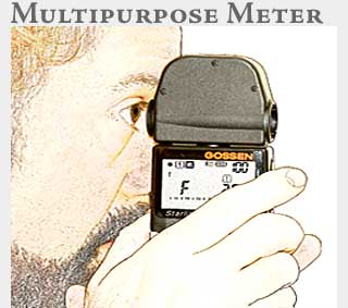 M2 Online Learning Gossen Multipurpose Meter