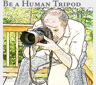 M2 Online Learning Human Photographic Tripod