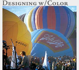 M2 Online Learning Designing with Color