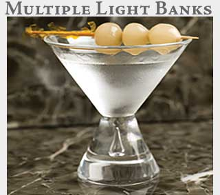 M2 Online Learning Multiple Light Banks
