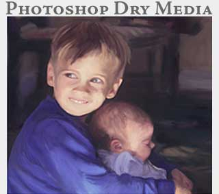 M2 Online Learning Photoshop Dry Media