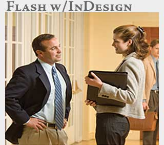 M2 Online Learning Flash w/InDesign