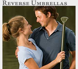 M2 Media Online Learning Reverse Umbrellas
