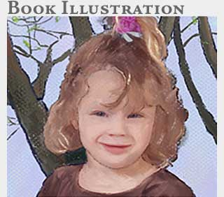 M2 Media Online Learning Children's Book Illustration