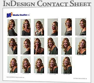 M2 Media Online Learning InDesign Contact Sheet